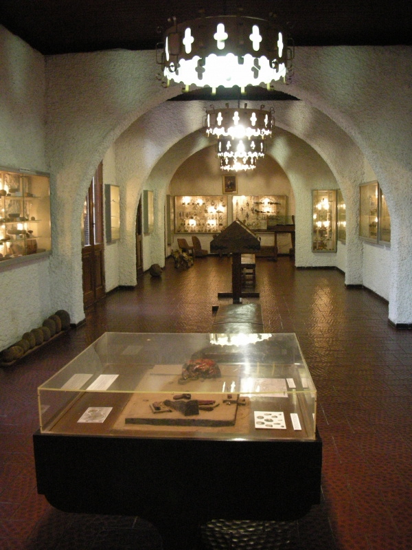 Museo del Indio y del Gaucho 'Washington Escobar'